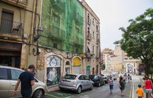 L'Ajuntament de Tarragona vol expropiar un edifici de la Baixada de la Peixateria