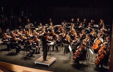 Imagen de la Jove Orquestra InterComarcal.