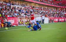 Jonathan Pereira assegura que no va insultar a l'àrbitre durant el partit contra el Lleida