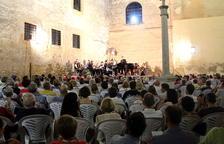 Més de 1.200 assistents als concerts del Festival Internacional de Música d'Altafulla