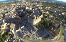 Imagen del Castell de Santa Creu de Calafell.