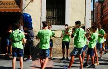'La Sargidora' se pasea por el barrio del Puerto