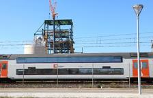 Interrompuda la circulació a l'R15 entre Marçà i Móra pel descarrilament d'un tren de mercaderies