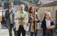 La directora de cinema Maria Ripoll torna a la gran pantalla per estrenar la comèdia 'Vivir dos veces'