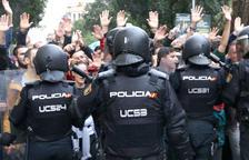 Imputats els vuit comandaments de l'operatiu de l'1-O a 27 centres de votació de Barcelona
