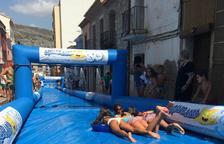 Altafulla instal·larà un tobogan d'aigua de 75 metres per la Festa Major Petita