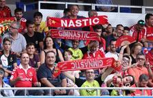 El Nàstic organitza un desplaçament a Saragossa