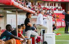Xavi Bartolo: «Hauria canviat els onze jugadors al descans si hagués pogut»