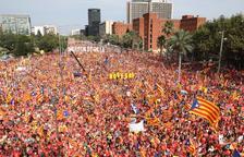 L'ANC xifra en 400.000 els inscrits a la manifestació a un dia de la Diada