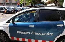 Imatge d'arxiu d'un vehicle dels Mossos d'Esquadra.