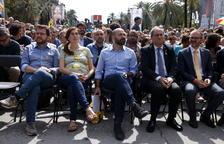 Torra dice que terminará si no tiene «la fuerza ni la confianza» para llevar a Cataluña a la independencia