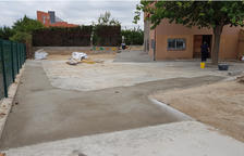 Finalizan las obras de mejora de la escuela Sant Julià de l'Arboç