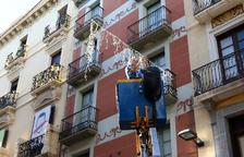 L'Ajuntament de Reus assumirà el 50% del lloguer dels llums de Nadal de carrer