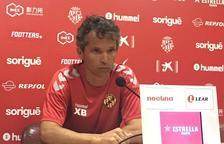 Bartolo: «Em preocupa la feblesa defensiva i la imatge de l'últim partit»
