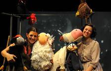 El ciclo familiar 'Diumenges al teatre' de Cambrils arranca con un espectáculo de magia