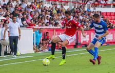 El Nàstic necessita els tres punts a la casa de Pedro Martín