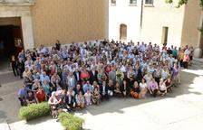 Unes 450 persones gaudeixen de la Festa en homenatge de la gent gran al Morell