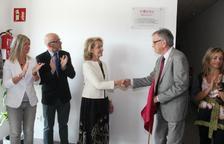 El Centre de Llorenç del Penedès inaugura la seva nova seu