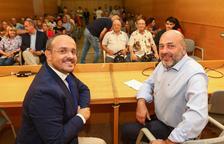 Fernández: «Hem d'articular una majoria constitucionalista»
