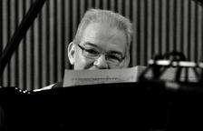 El pianista Cecilio Tieles, en concierto el viernes en el Auditori Josep Carreras