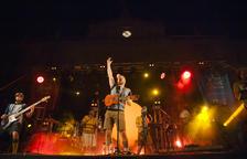 Tarragona es rendeix a Oques Grasses en el concert patrocinat per BASF