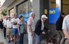 Èxit d'afluència en l'entrega del ventall del 'Diari Més' per Santa Tecla