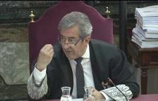 La sentència del procés es coneixerà en els primers deu dies d'octubre, segons el fiscal Zaragoza