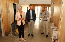 El Centre Diürn per l'Alzheimer de Reus arriba al 90% de la seva construcció