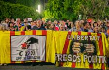 Tarragona i Reus es manifesten en contra de les detencions i empresonament dels CDR