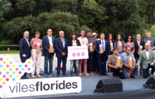Salou manté les tres Flors d'Honor en el moviment Viles Florides