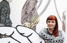 El museo de Drodrecht premia a la artista tarraconense Susanna Inglada