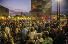 Unes 7.000 persones es manifesten a Tarragona i Reus per reivindicar l'1-O