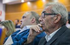 L'Acadèmia de Ciències Mèdiques de Tarragona ret homenatge a Santiago Mallafré
