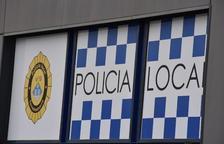 Espectacular gesto de la Policía Local de Torredembarra y de Protección Civil