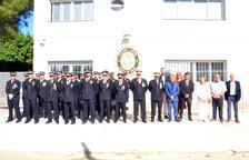 La Policía Local de Roda celebra la fiesta en honor a los Sants Àngels Custodis