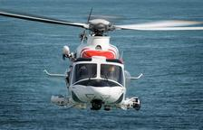 Salvamento evacua a dos submarinistas con problemas por una mala descompresión en Calafell