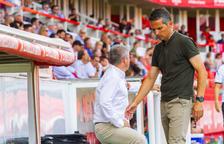 Xavi Bartolo: «El Nàstic ha estat clar mereixedor de la victòria»