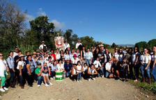 Més de 500 participants en el Rocío chico i la peregrinació del Sinpecao