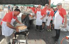 El ranxet que se cocinaba en las barcas vuelve con fuerza al Serrallo