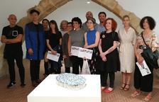 Ya se conocen los premiados de la X Biennal de Ceràmica del Vendrell