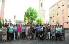 Les Rosalies de la Torre, un any més juntes