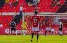 Els gols encaixats, l'assignatura més urgent a resoldre per Bartolo al Nàstic