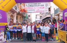La 4ª Cursa i Marxa solidària contra el Càncer de l'Arboç recauda 2.000 euros