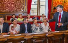 Josep Maria Andreu: «Dono les gràcies a Tarragona, que és la ciutat que estimo»