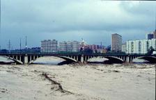 Imagen de la riada del 10 de octubre de 1994.