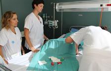 El Joan XXIII i l'ICO Tarragona fan les biòpsies de moll d'os sota sedació supervisada pel Servei d'Anestesiologia