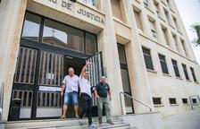 El juicio a los acusados de amenazar de muerte a uno de Vox, visto para sentencia