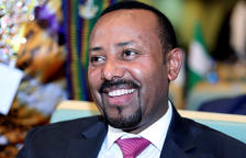 El primer ministre etíop, Abiy Ahmed.