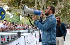 La CUP crida a la mobilització i a la desobediència civil i institucional abans de la sentència: «Serem ingovernables»