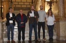 L'Ajuntament de Tarragona convoca per dijous un ple extraordinari de rebuig a la sentència
